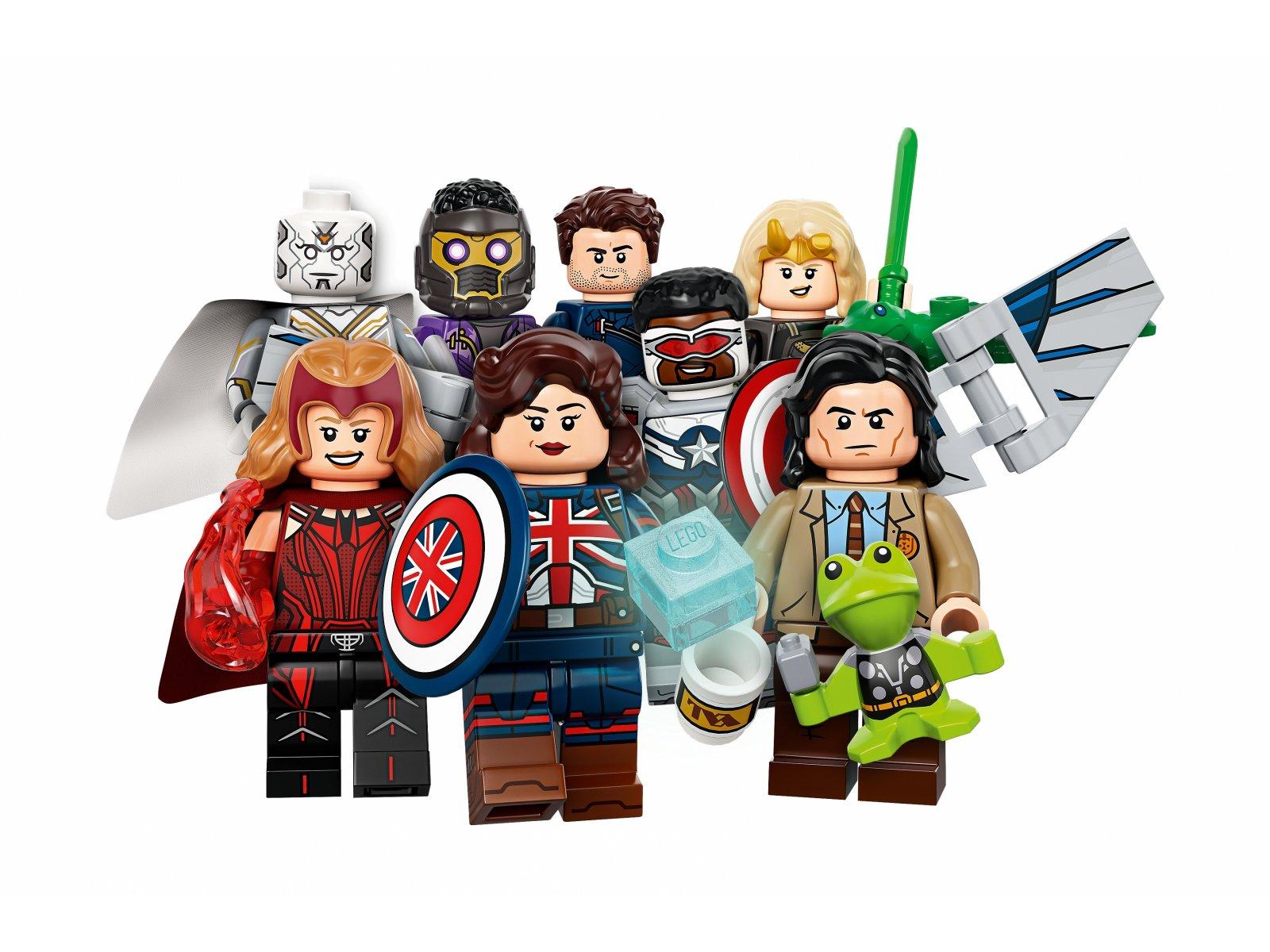LEGO Minifigures Marvel Studios 71031