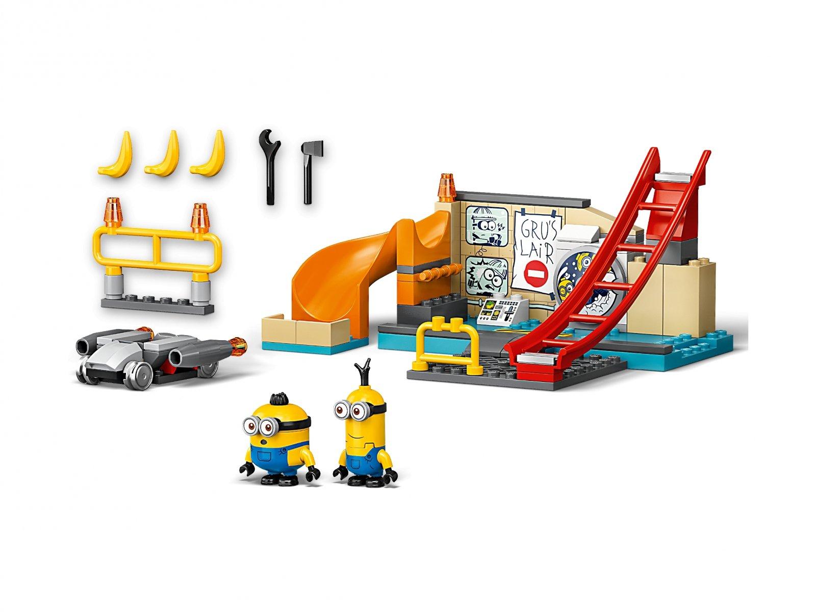 LEGO 75546 Minionki w laboratorium Gru