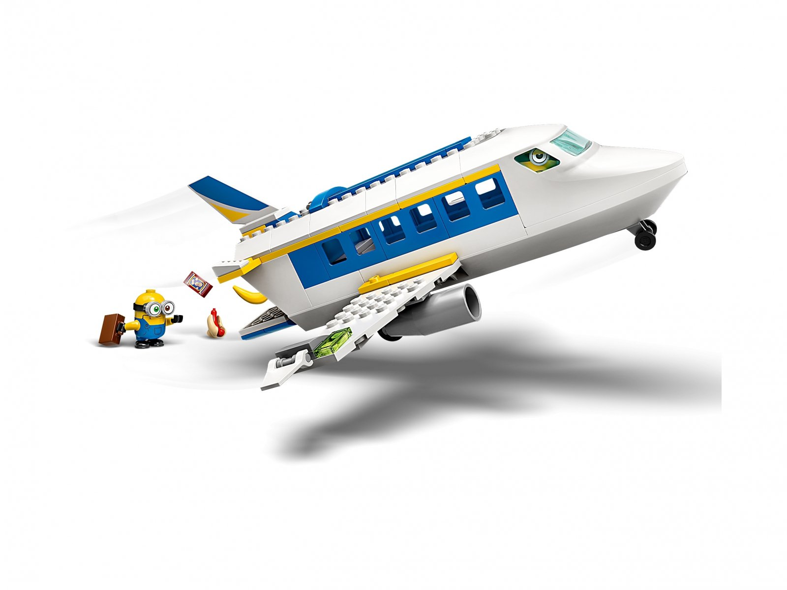 LEGO Minions 75547 Nauka pilotażu Minionka