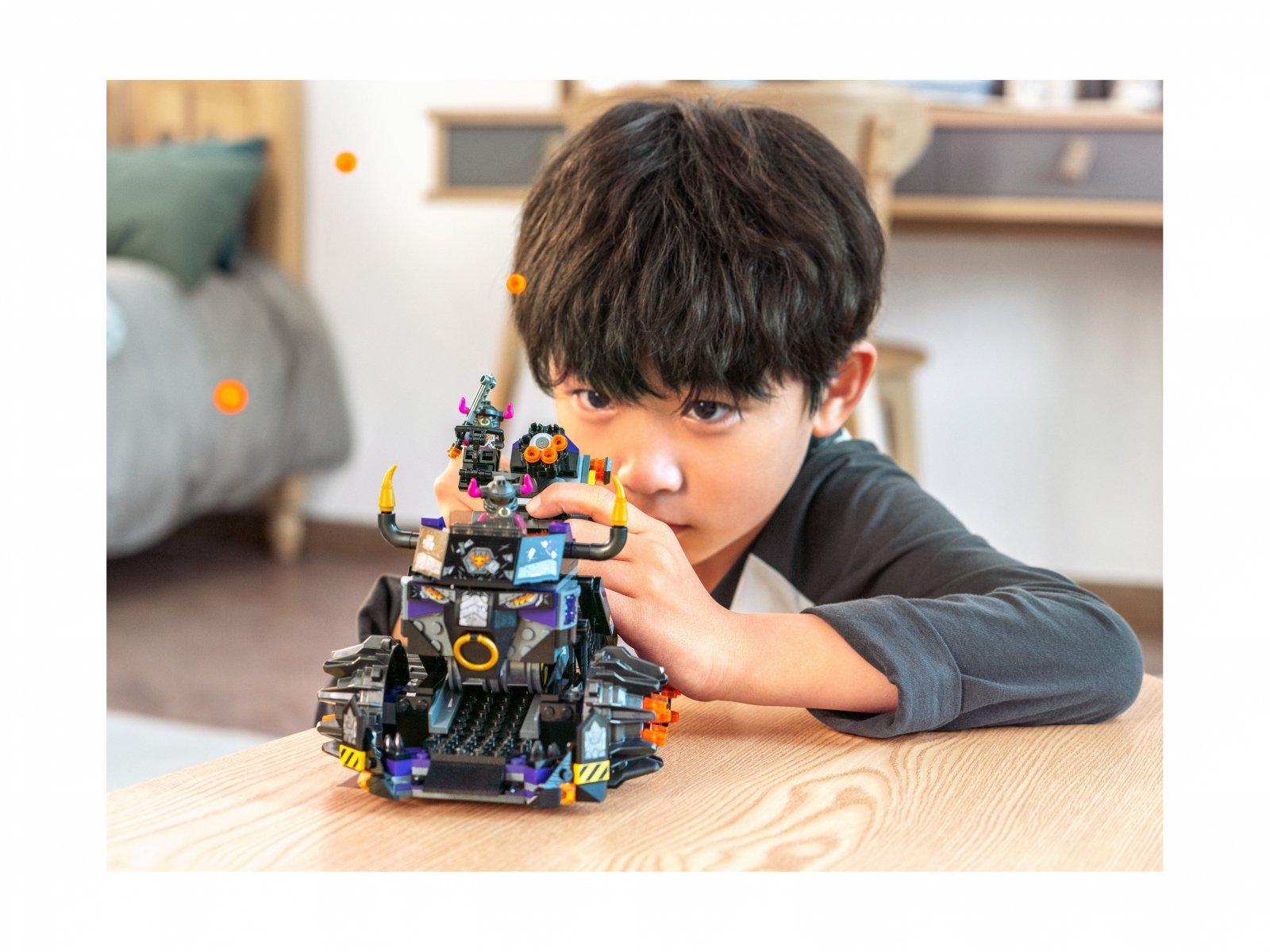 LEGO 80007 Monkie Kid Czołg Żelazny Byk