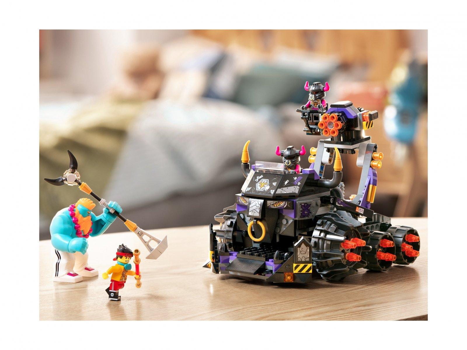 LEGO 80007 Czołg Żelazny Byk