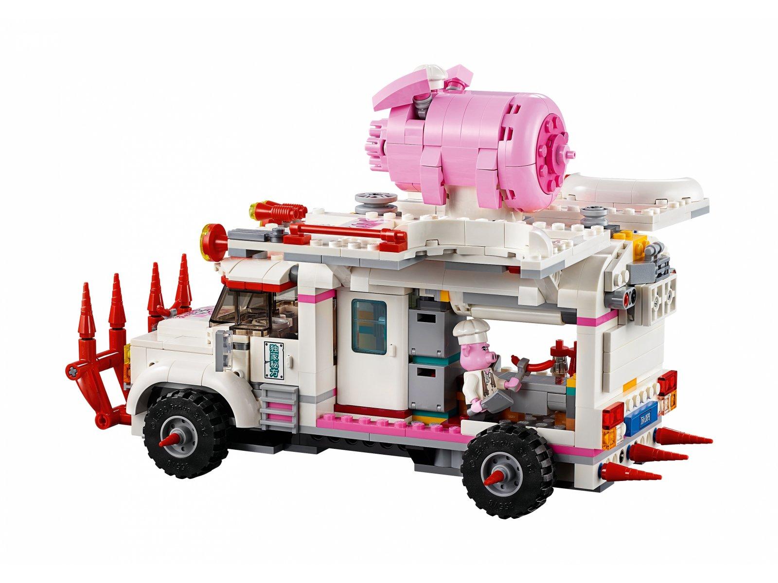 LEGO Monkie Kid™ 80009 Foodtruck Pigsy'ego