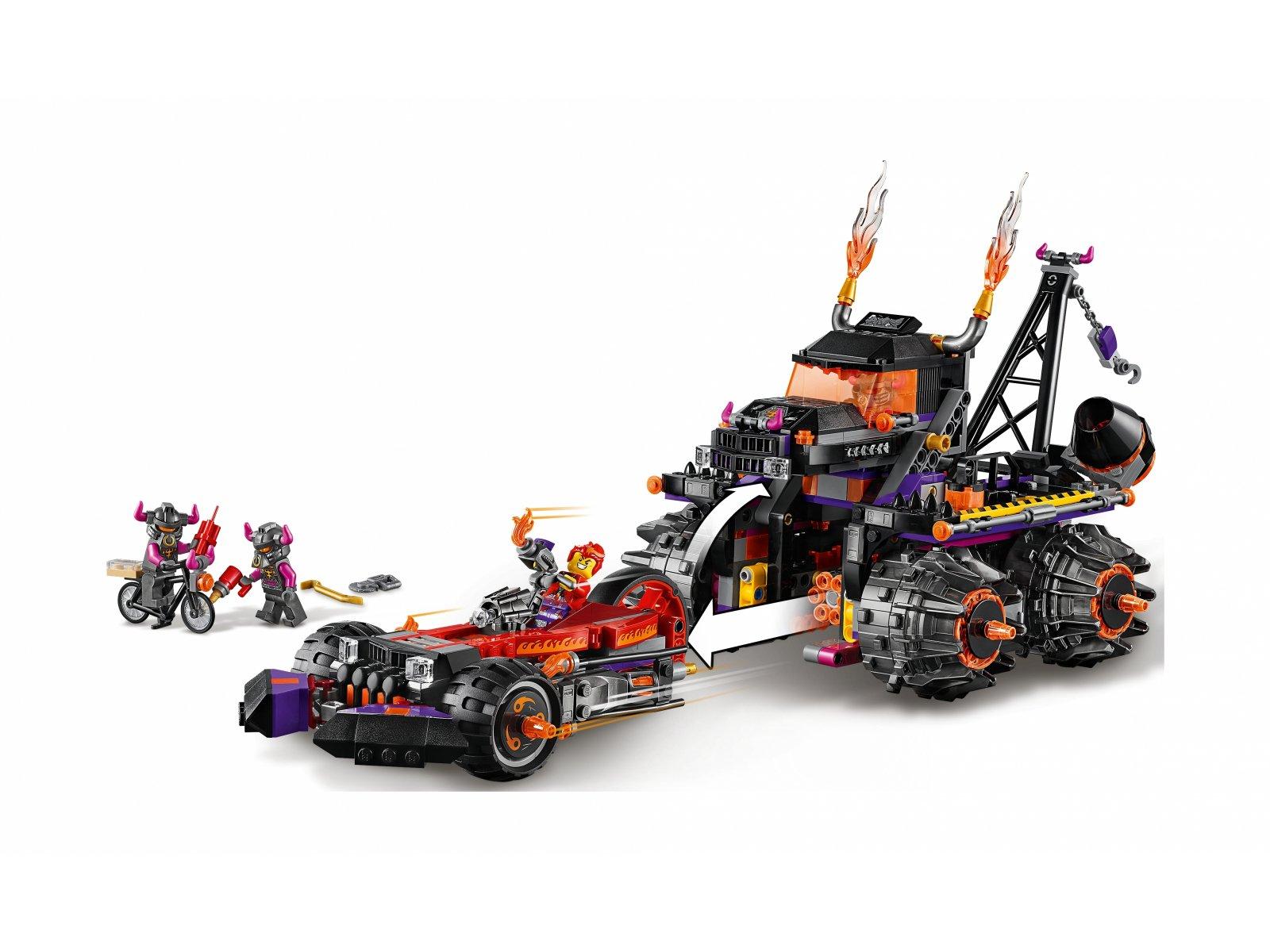 LEGO 80011 Piekielny pojazd Red Sona