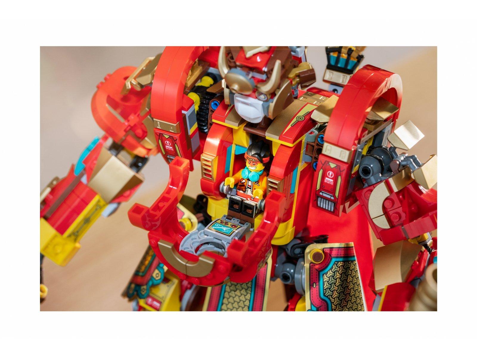 LEGO 80012 Bojowy mech Monkey Kinga
