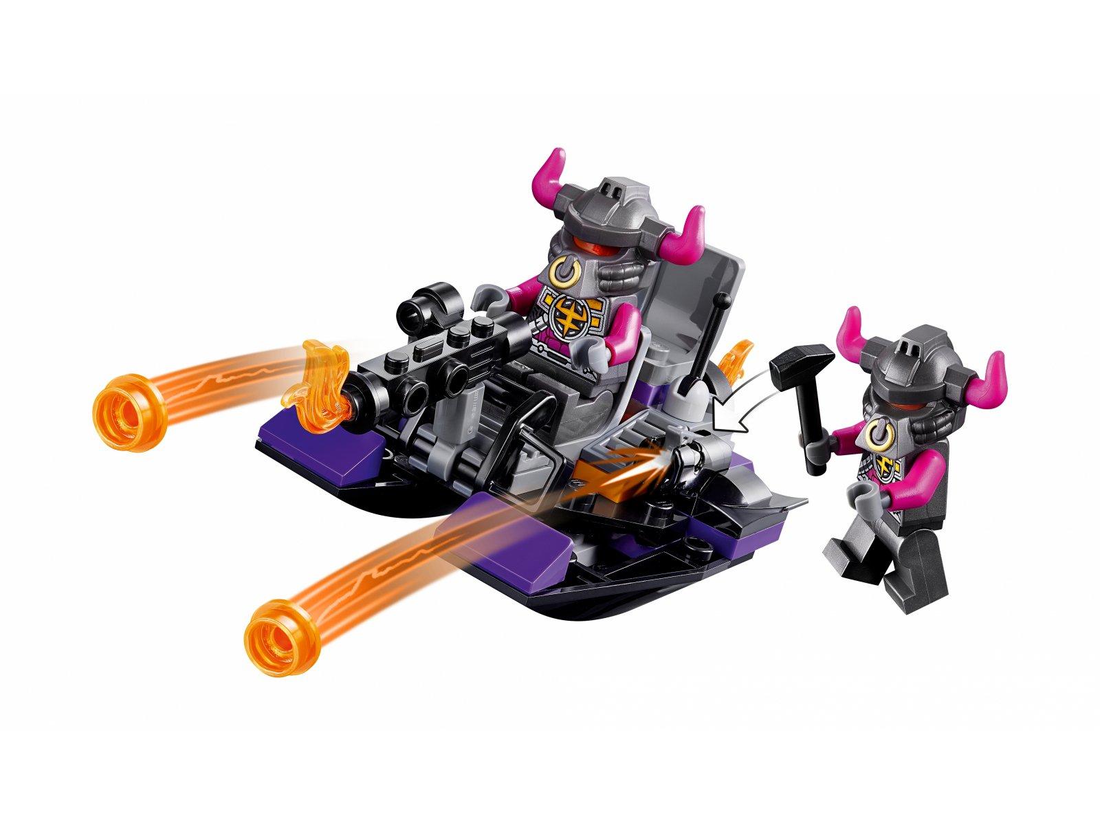 LEGO Monkie Kid™ 80013 Tajne dowództwo ekipy Monkie Kida