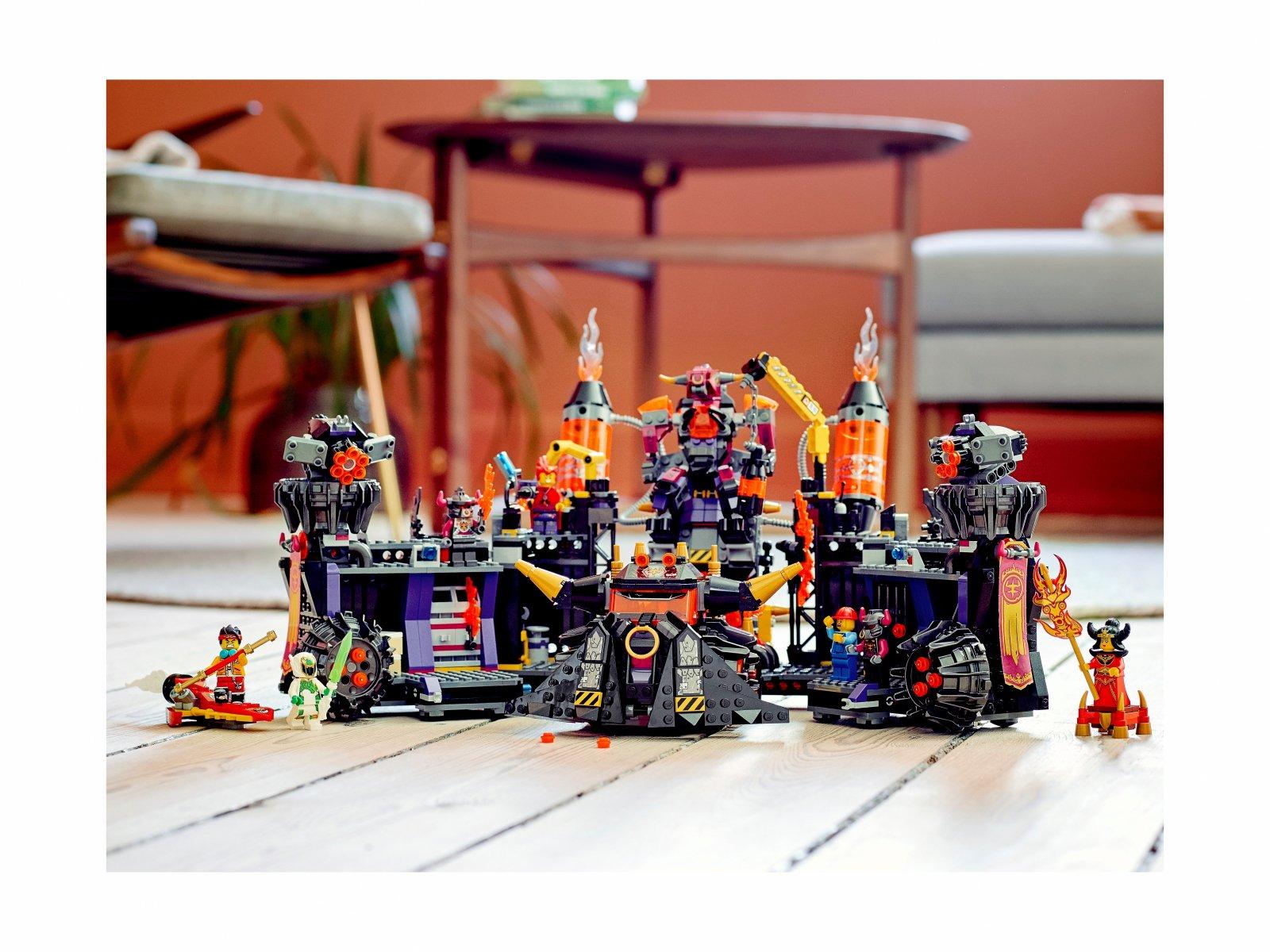 LEGO Monkie Kid 80016 Ognista huta