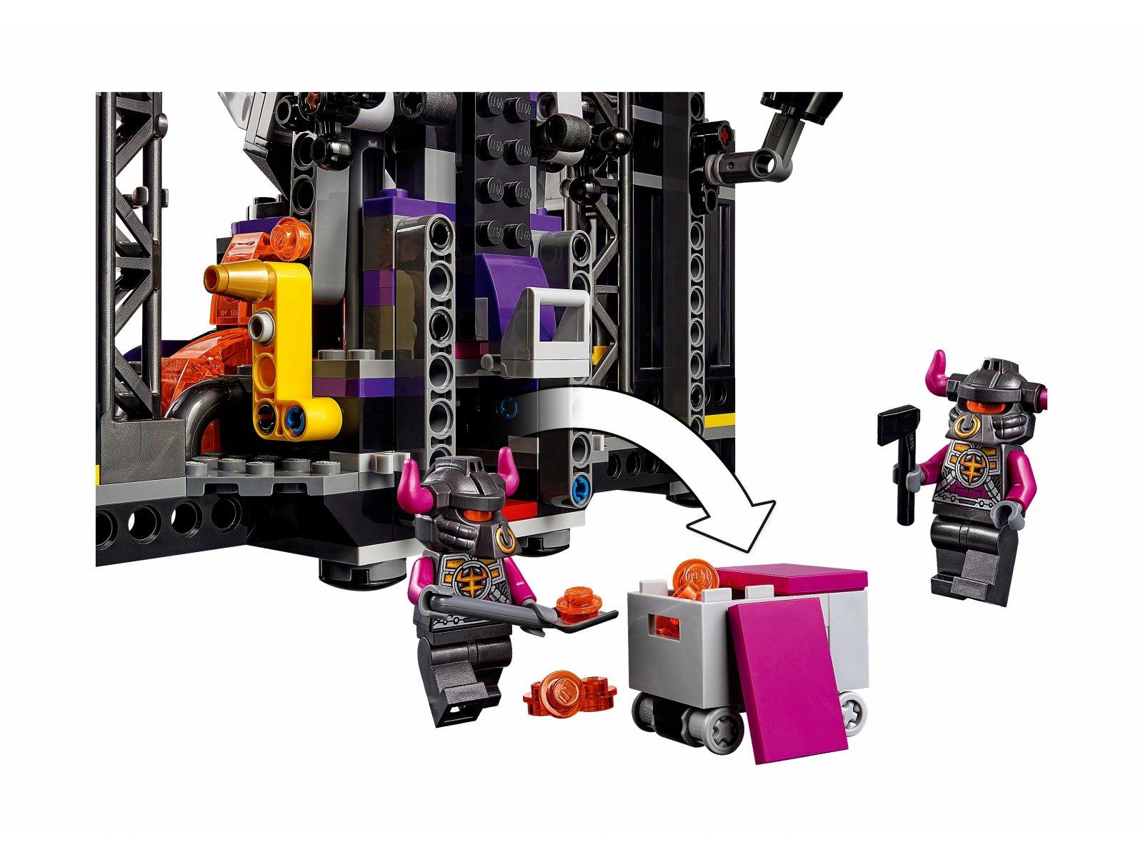 LEGO 80016 Monkie Kid Ognista huta