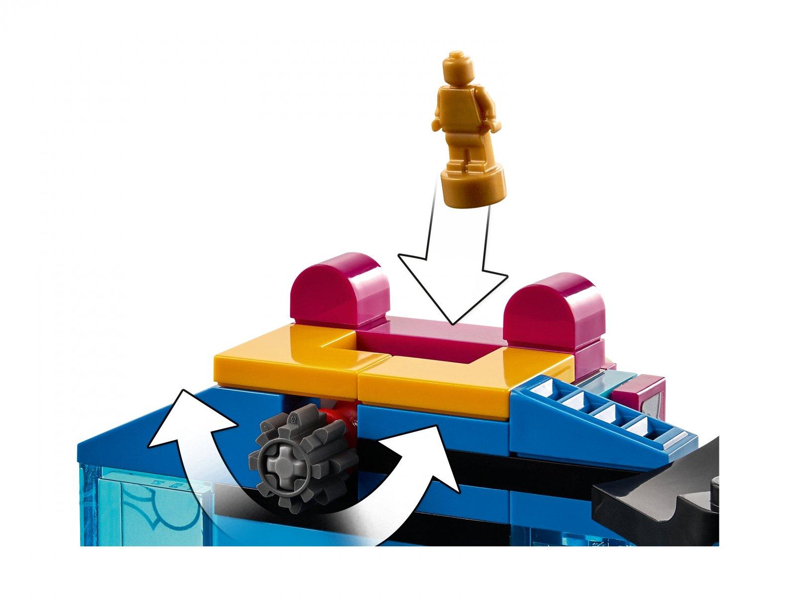 LEGO Monkie Kid Lwi strażnik Monkie Kida 80021