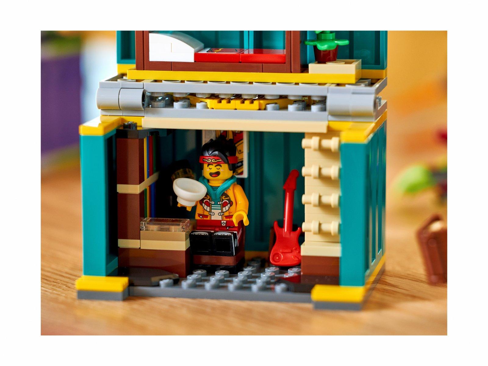 LEGO 80023 Dronkopter ekipy Monkie Kida