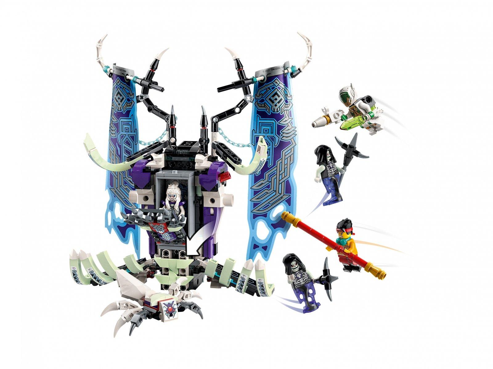 LEGO 80028 Kościana demonica