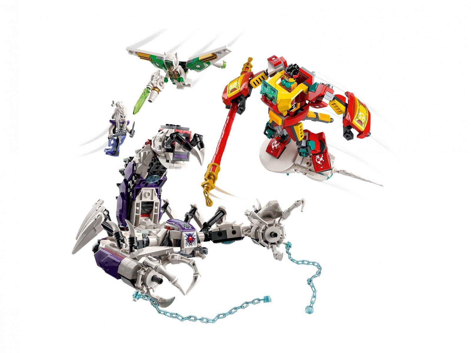 LEGO Monkie Kid Kościana demonica 80028