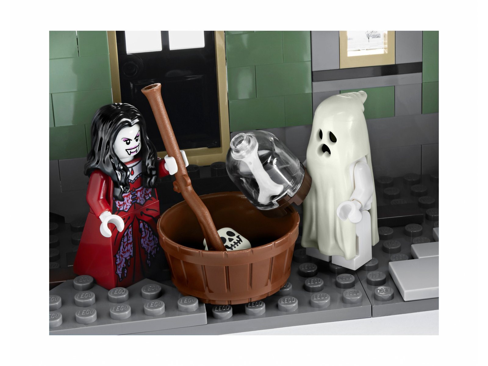 LEGO 10228 Haunted House