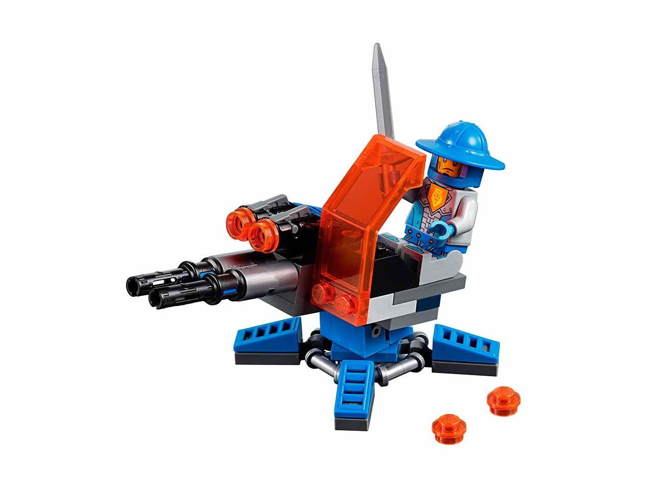LEGO Nexo Knights™ Knighton Hyper Cannon 30373