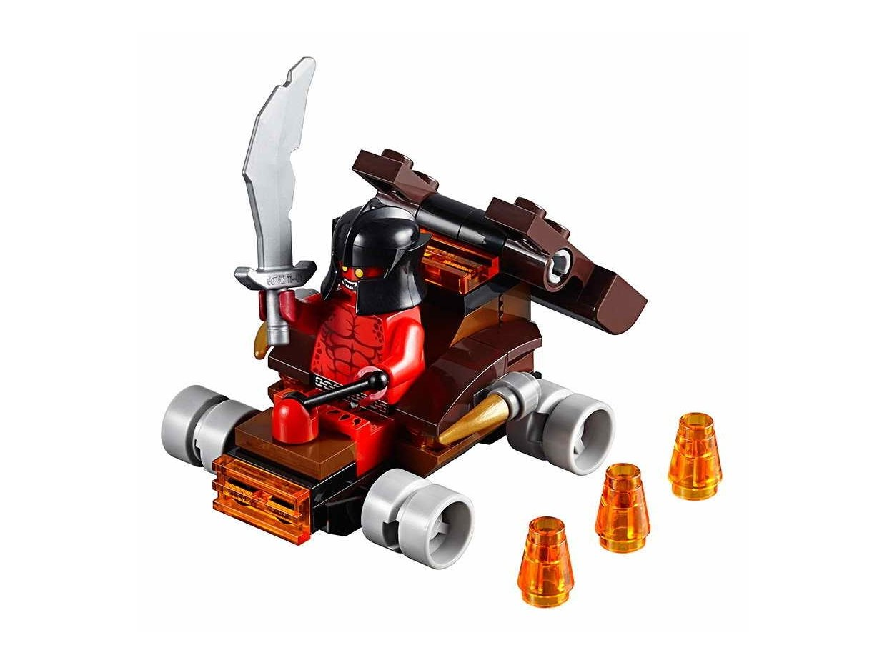 LEGO Nexo Knights™ 30374 The Lava Slinger