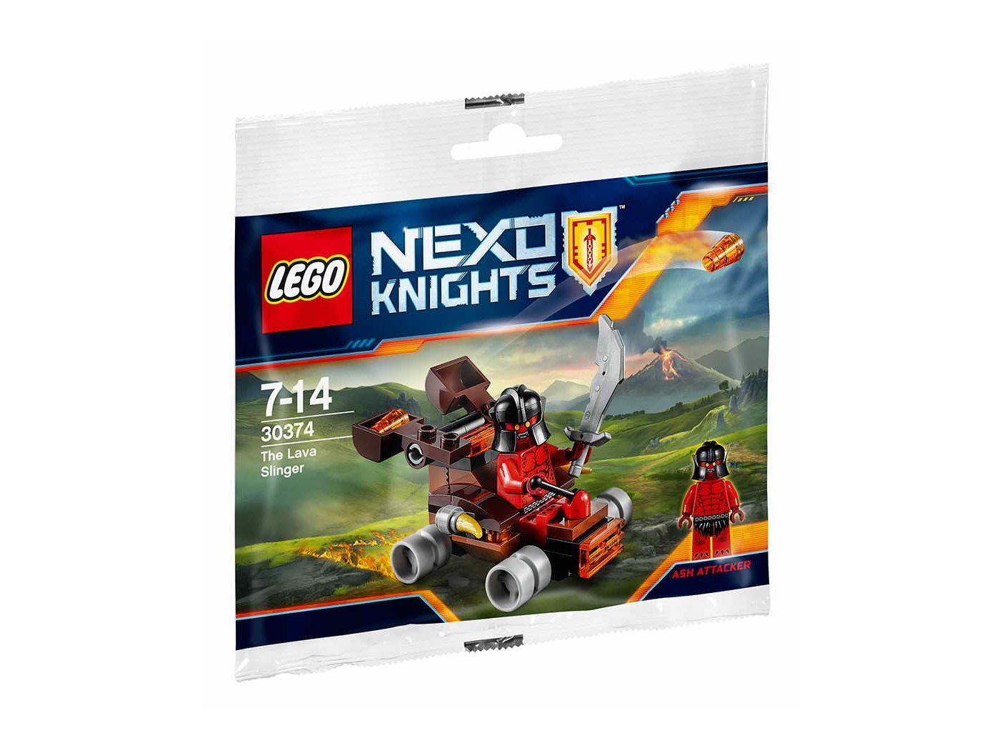 LEGO 30374 The Lava Slinger
