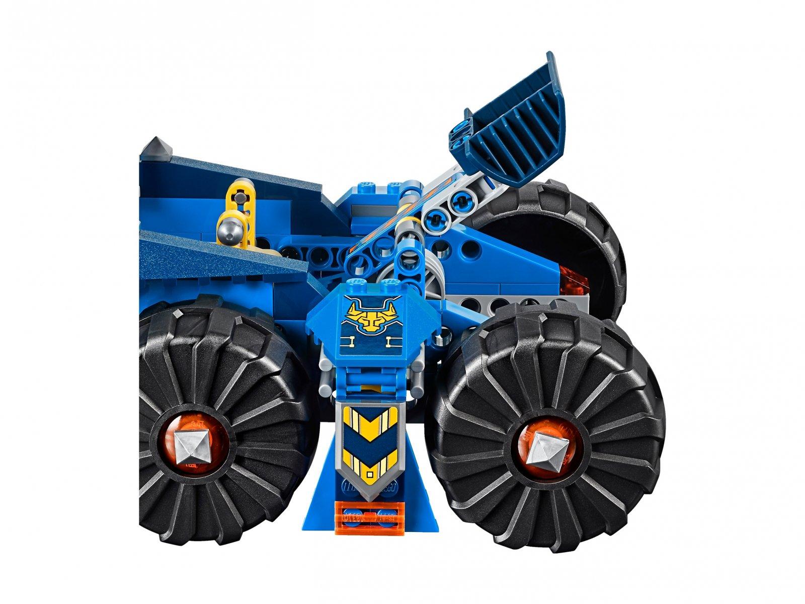 LEGO Nexo Knights™ Pojazd Axla 70322