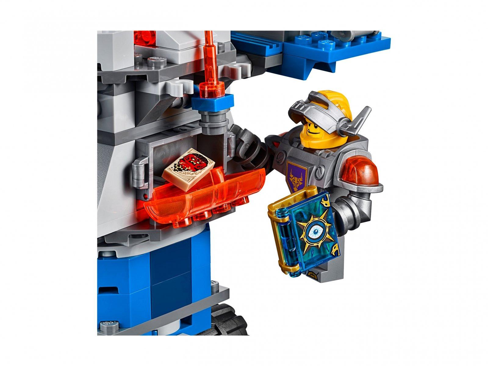 LEGO Nexo Knights™ Pojazd Axla