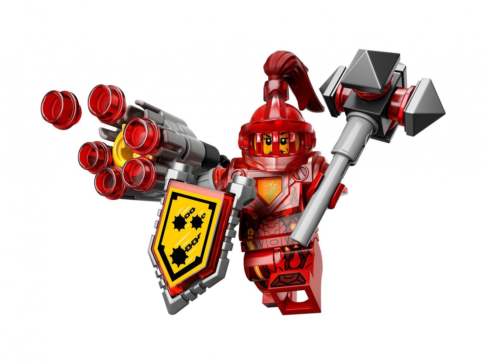 Lego 70331 Nexo Knights Macy Porównaj Ceny Zklockówpl