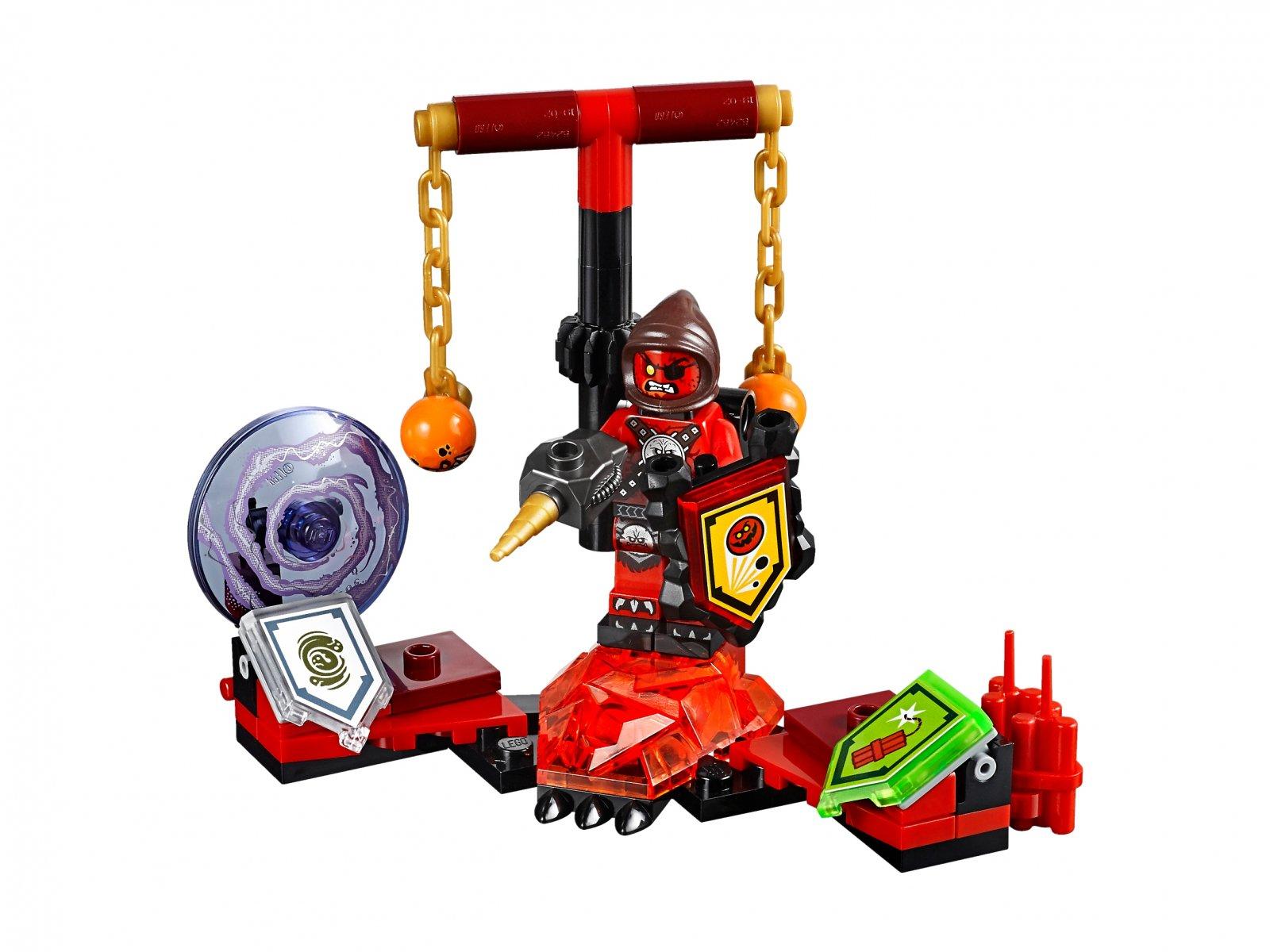 LEGO Nexo Knights™ Władca Bestii 70334
