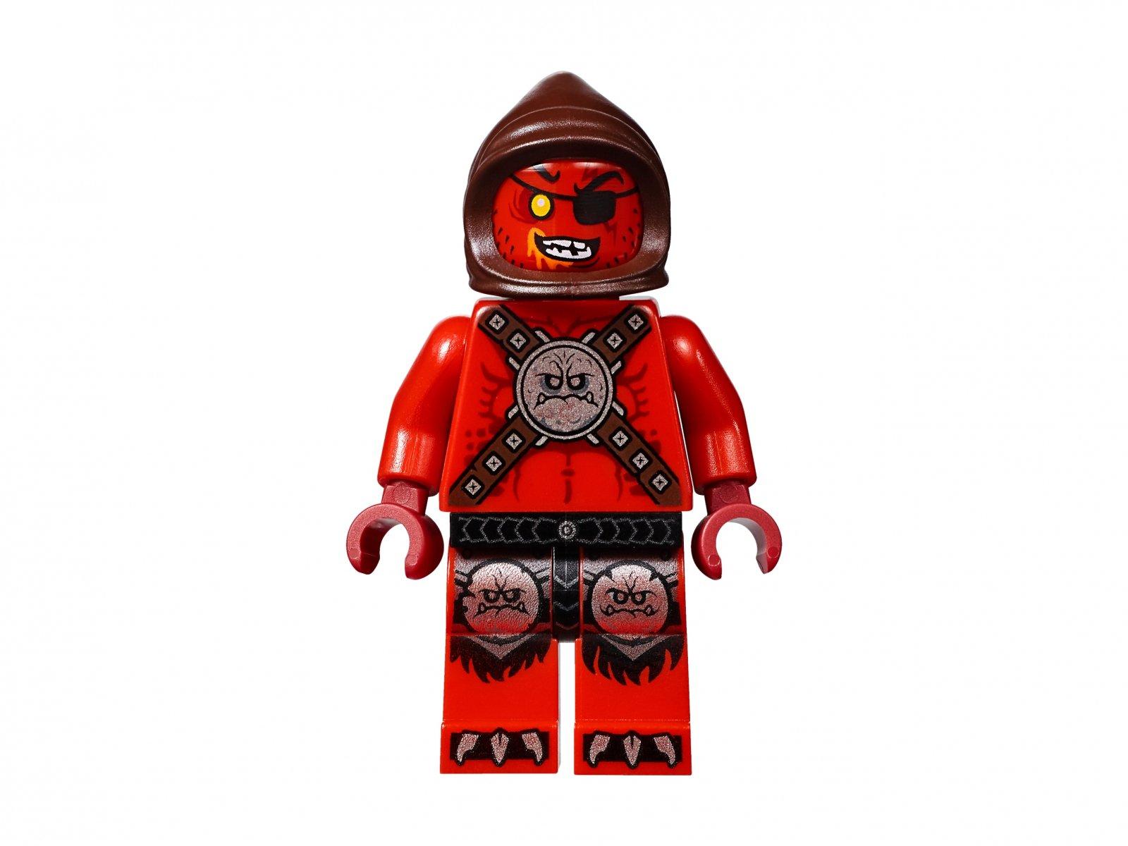 LEGO Nexo Knights™ 70334 Władca Bestii