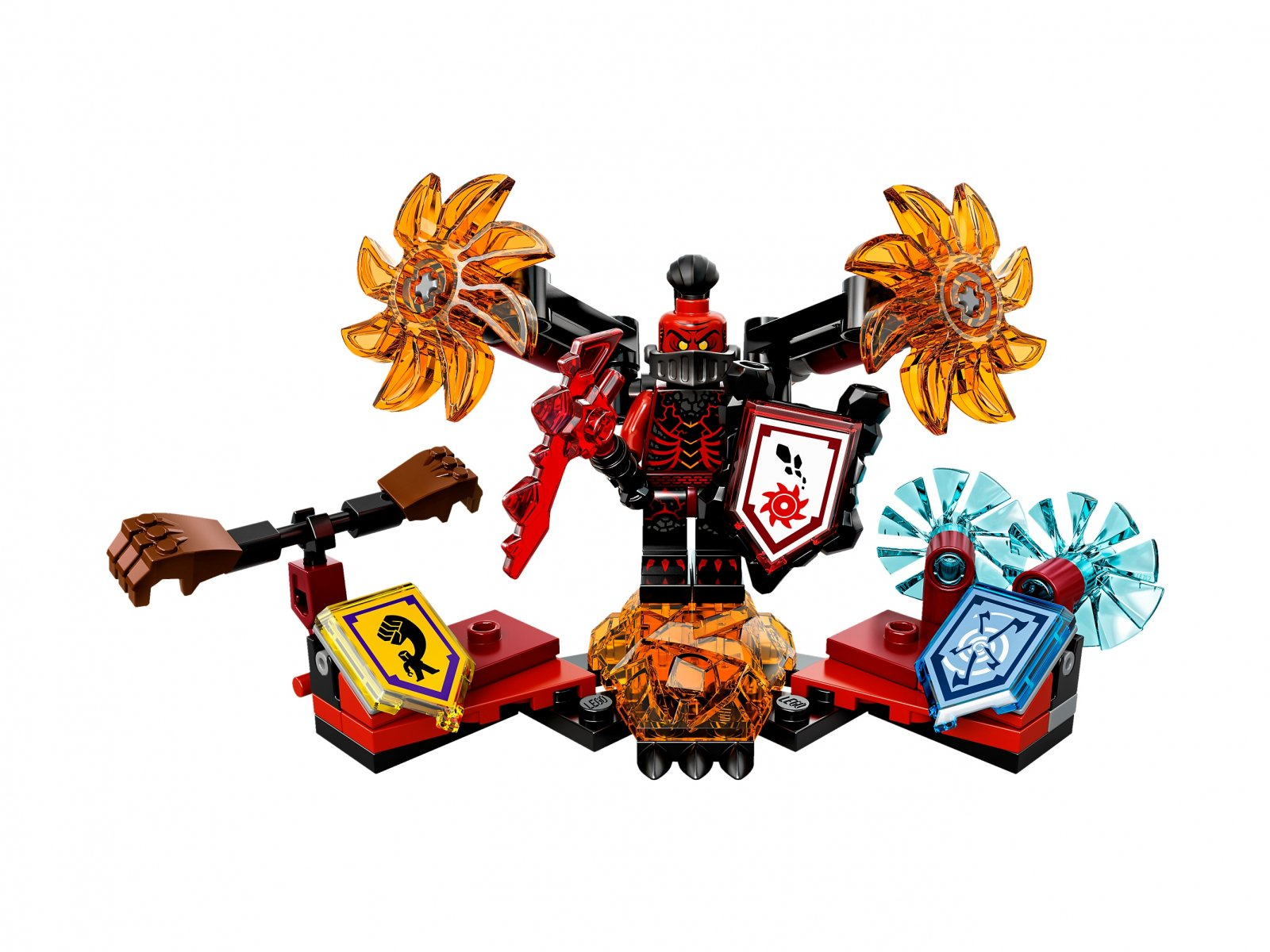 LEGO Nexo Knights™ Generał Magmar