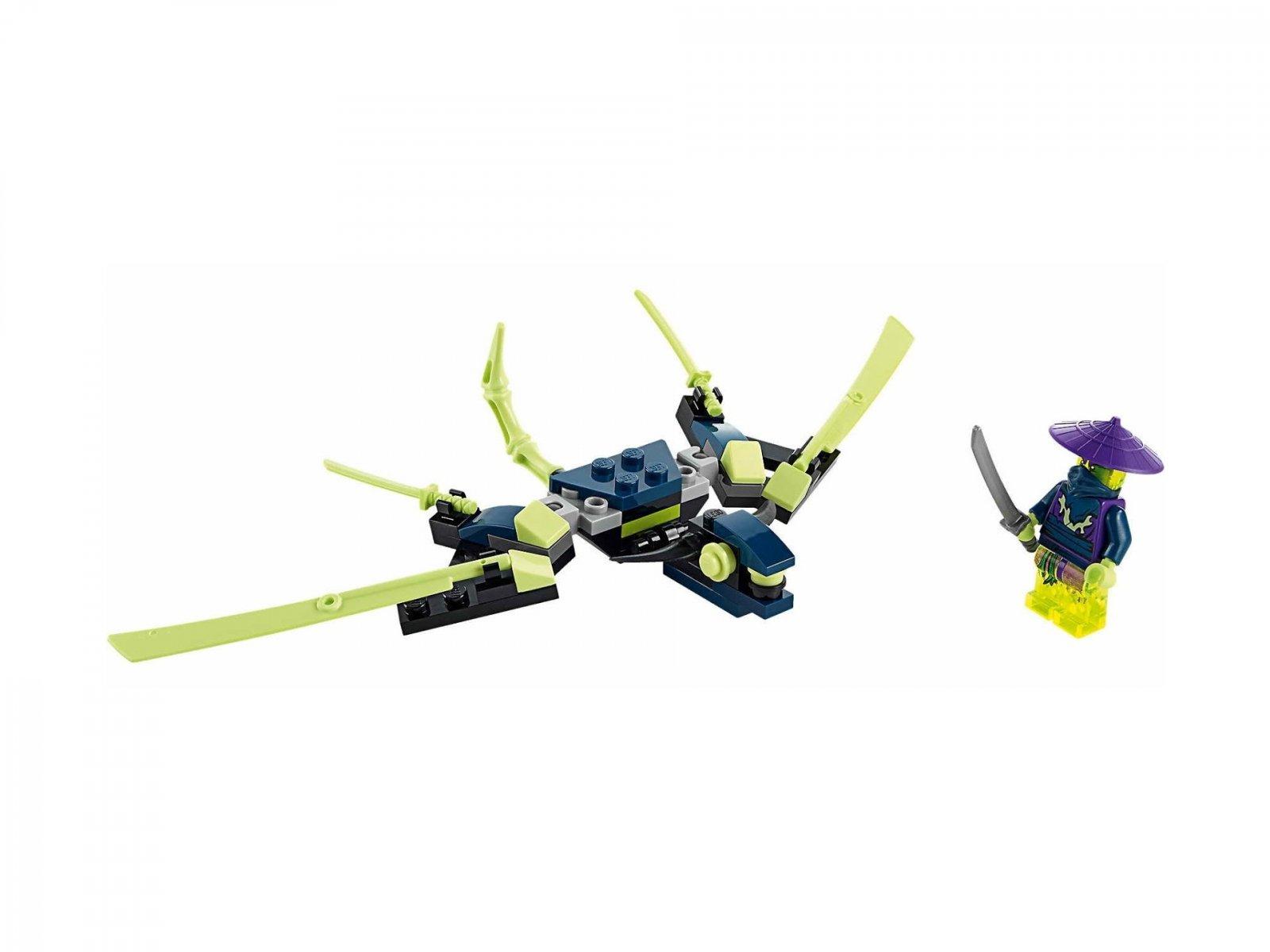 LEGO Ninjago® 30294 The Cowler Dragon