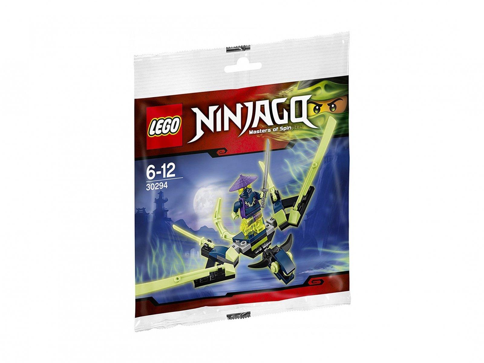 LEGO 30294 The Cowler Dragon
