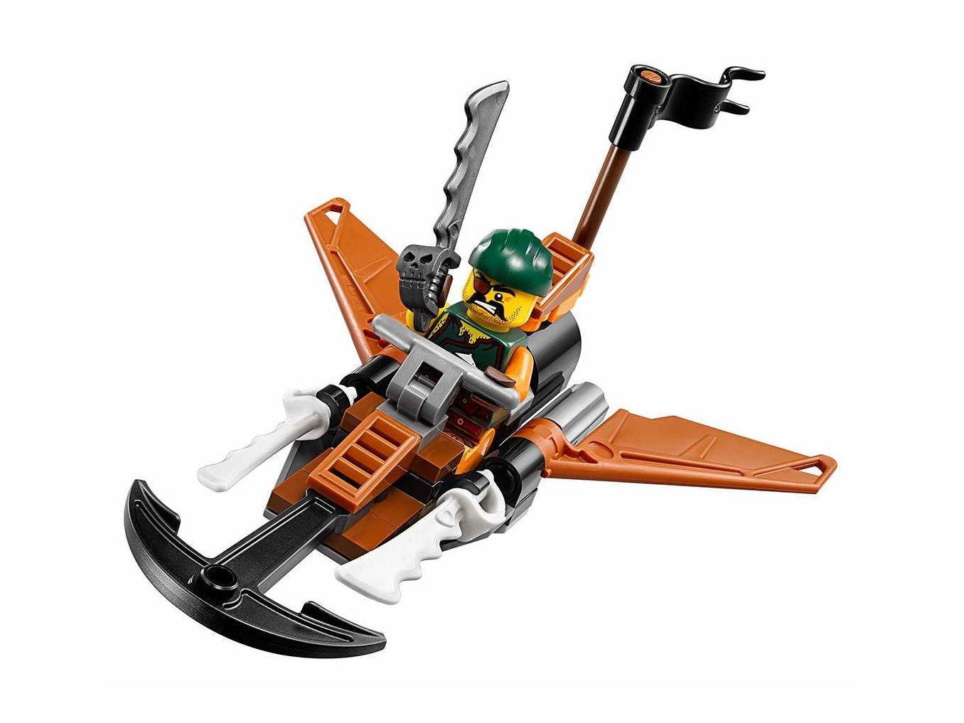 LEGO 30423 Ninjago® Anchor-Jet