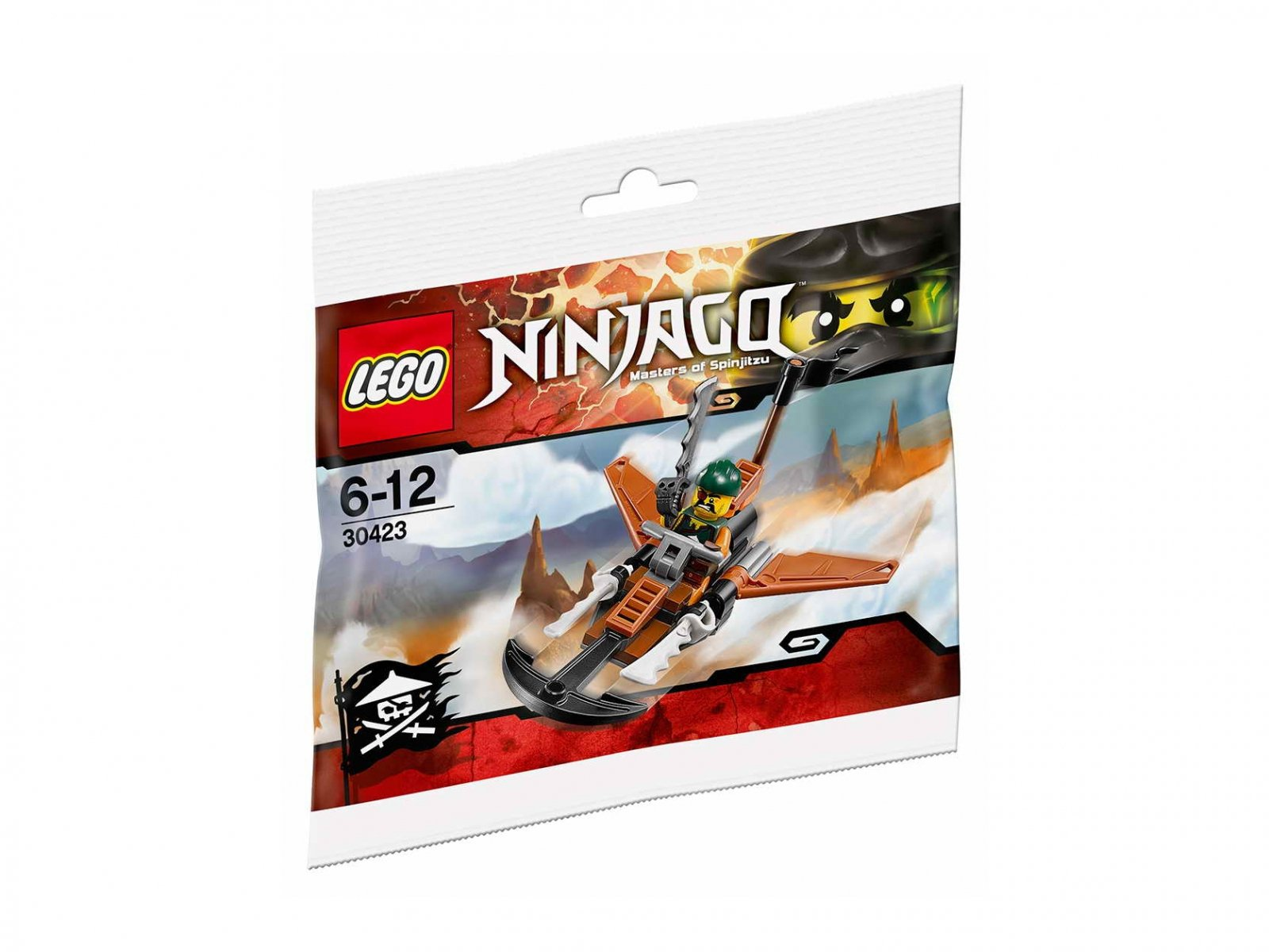LEGO Ninjago® 30423 Anchor-Jet