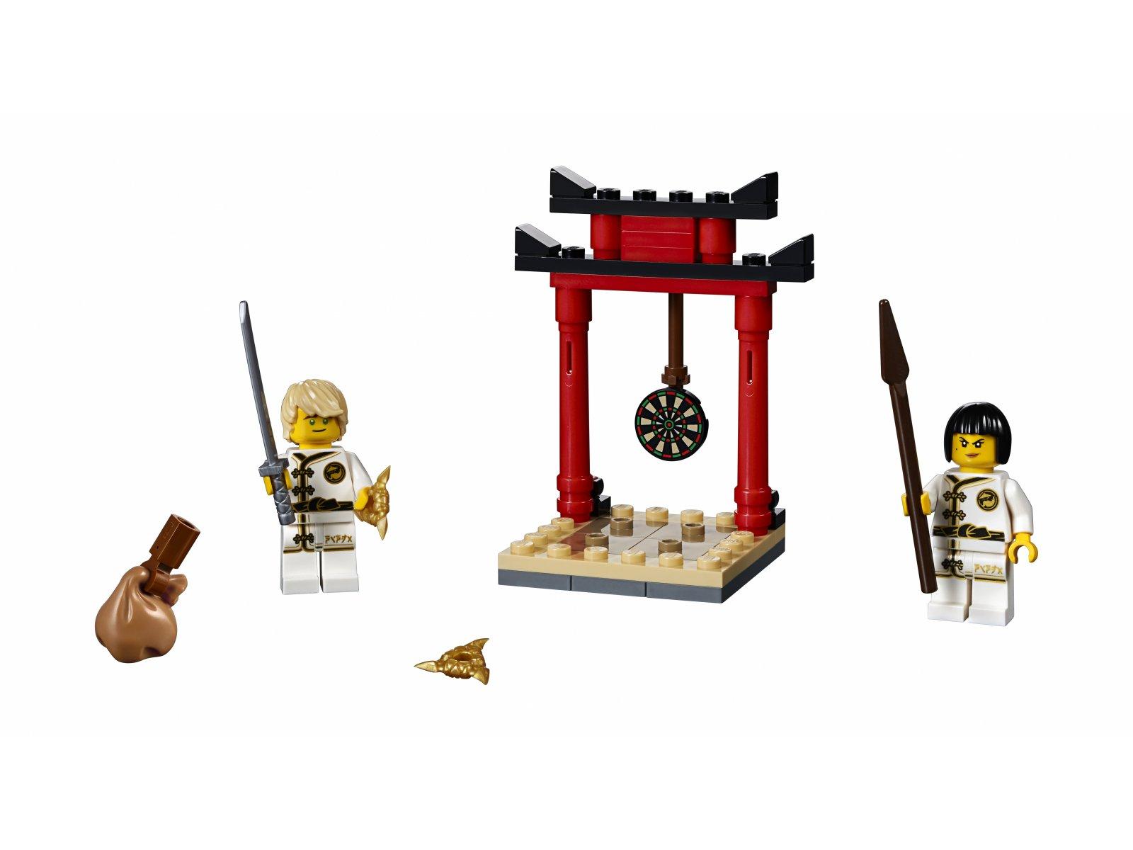 Lego Ninjago® WU-CRU Target Training
