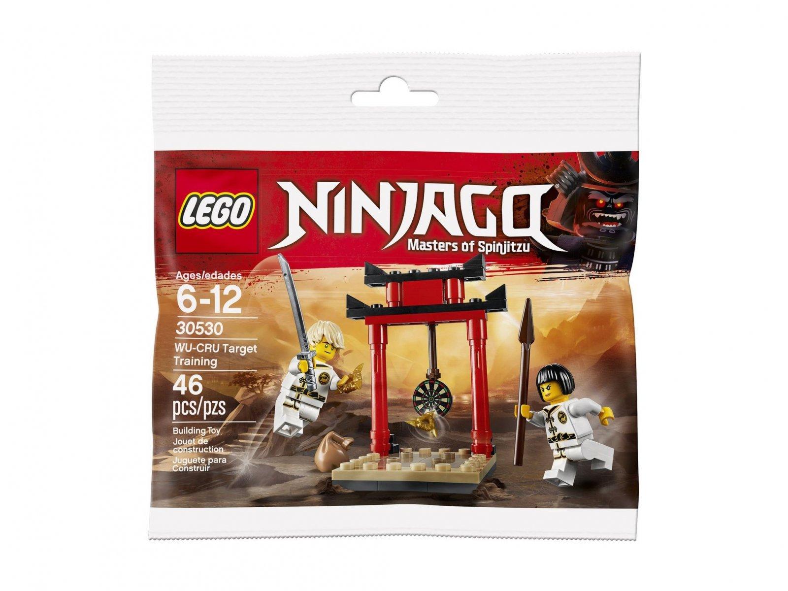 Lego Ninjago® WU-CRU Target Training 30530