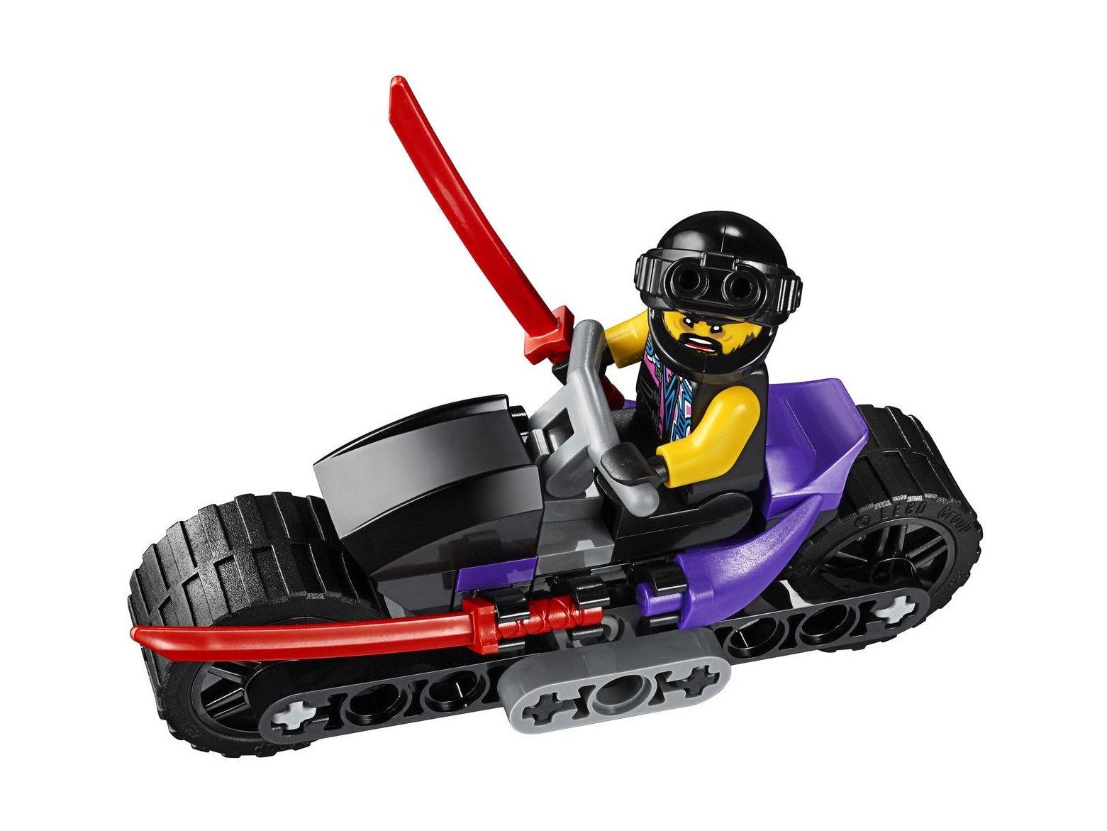 Lego 30531 Ninjago Synowie Garmadona Zklockówpl
