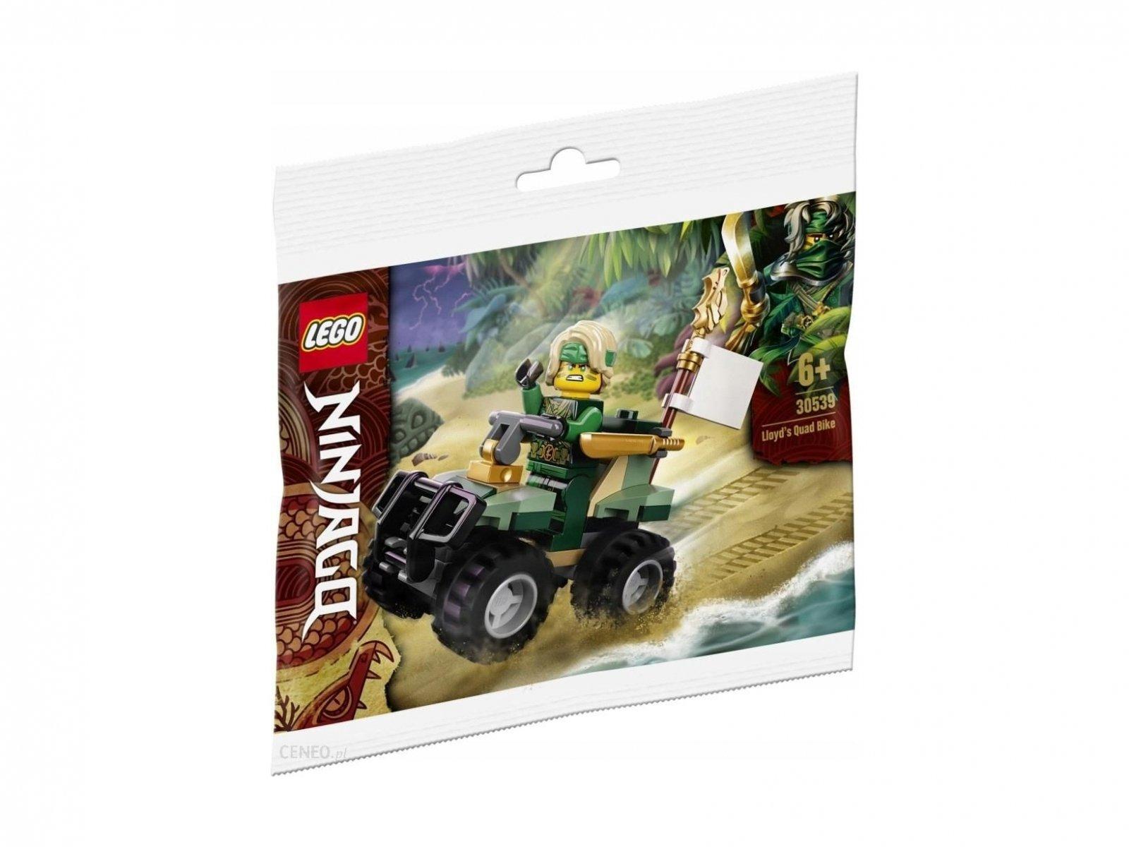 LEGO Ninjago 30539 Quad Lloyda