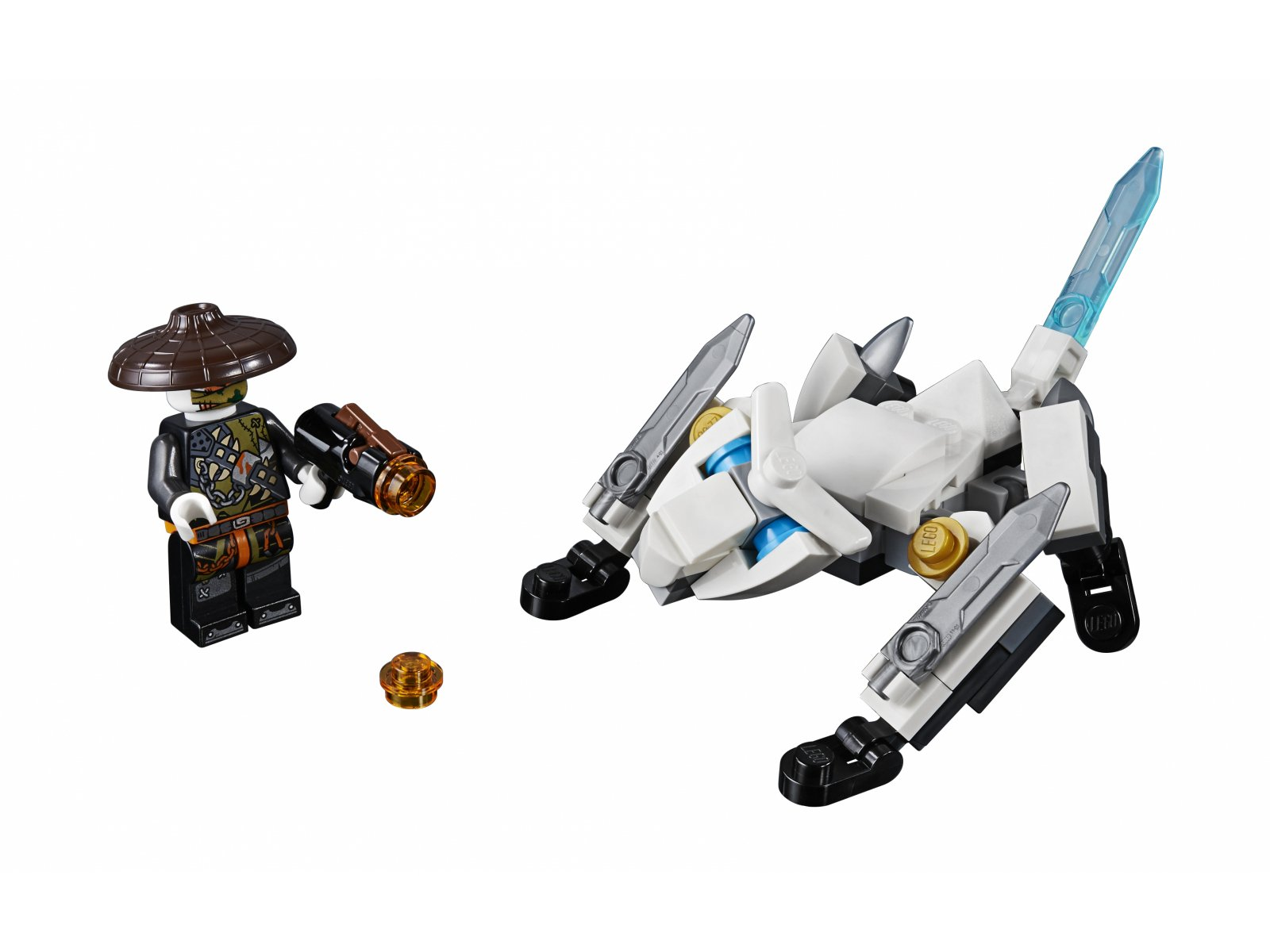 LEGO Ninjago® Dragon Hunter 30547