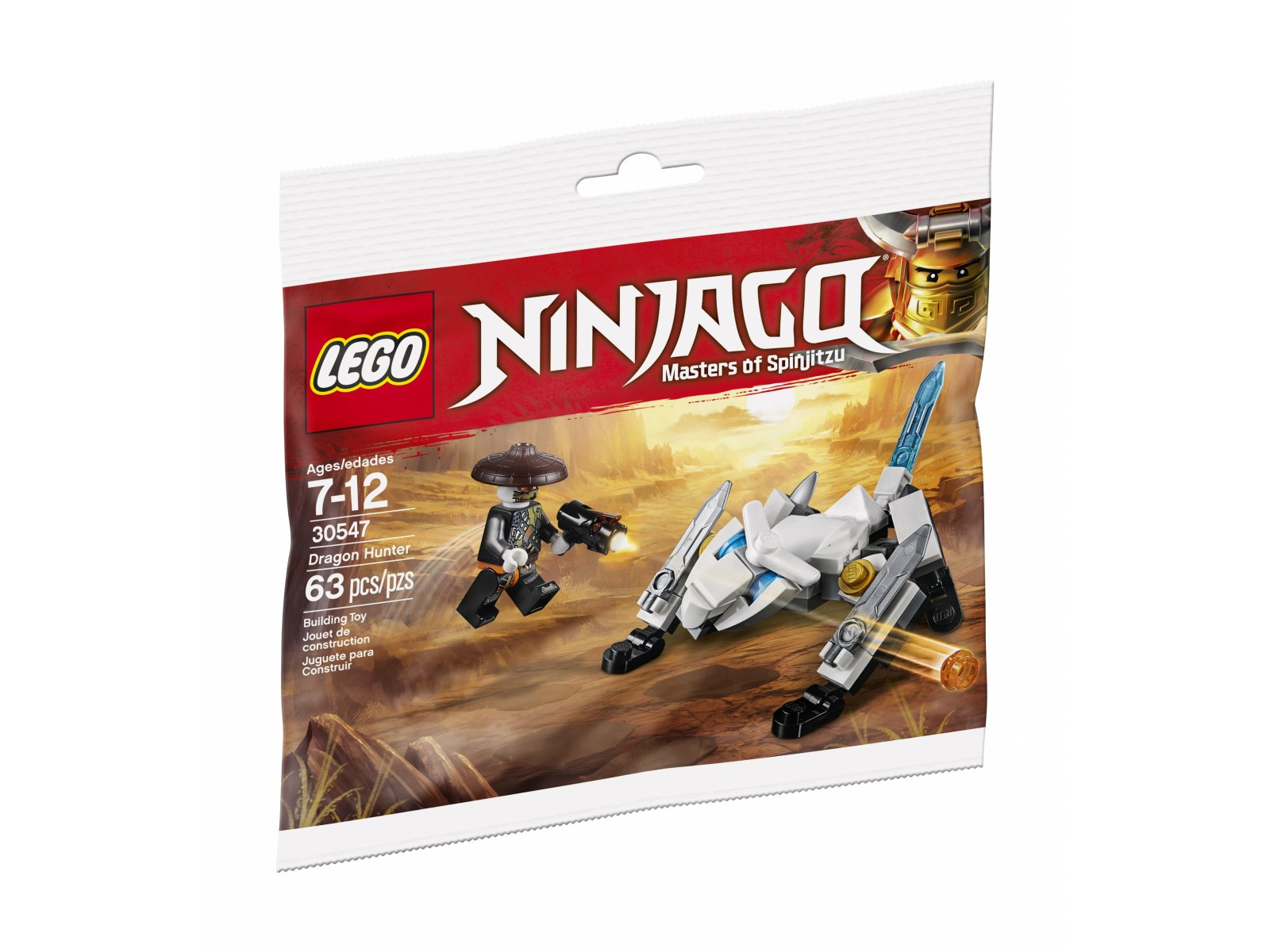LEGO 30547 Ninjago® Dragon Hunter