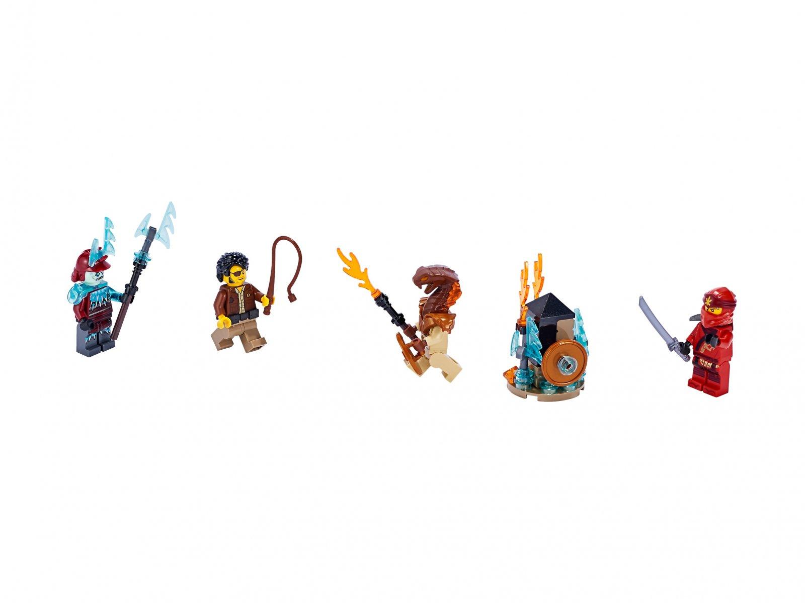 LEGO 40342 Zestaw minifigurek - NINJAGO® 2019