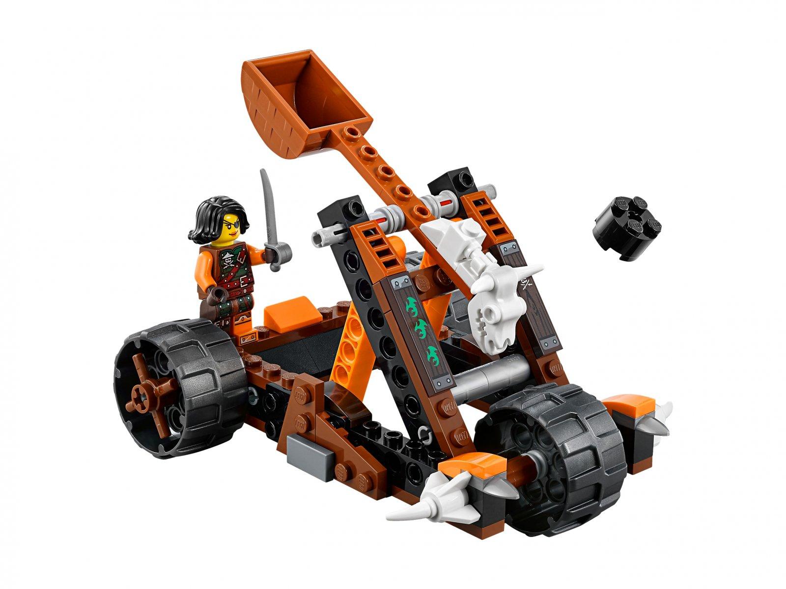 LEGO Ninjago® Zielony smok NRG