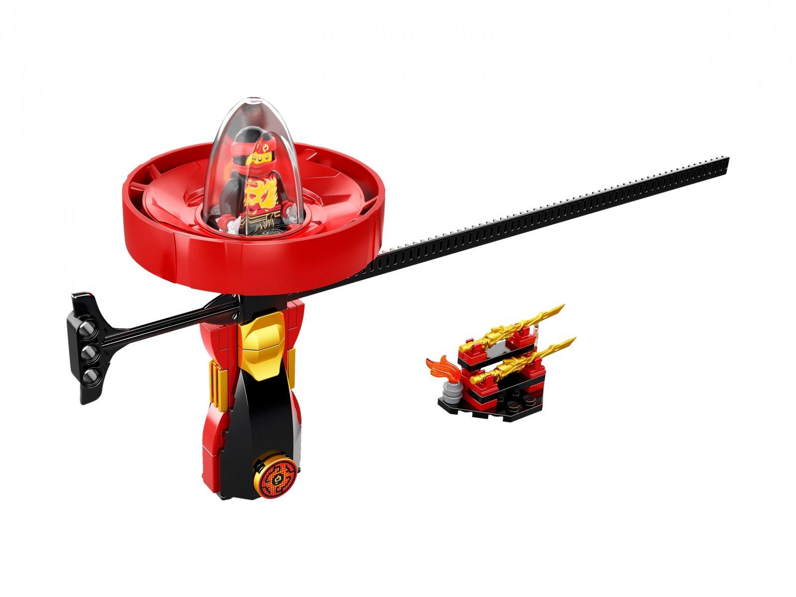 LEGO Ninjago® 70633 Kai - mistrz Spinjitzu