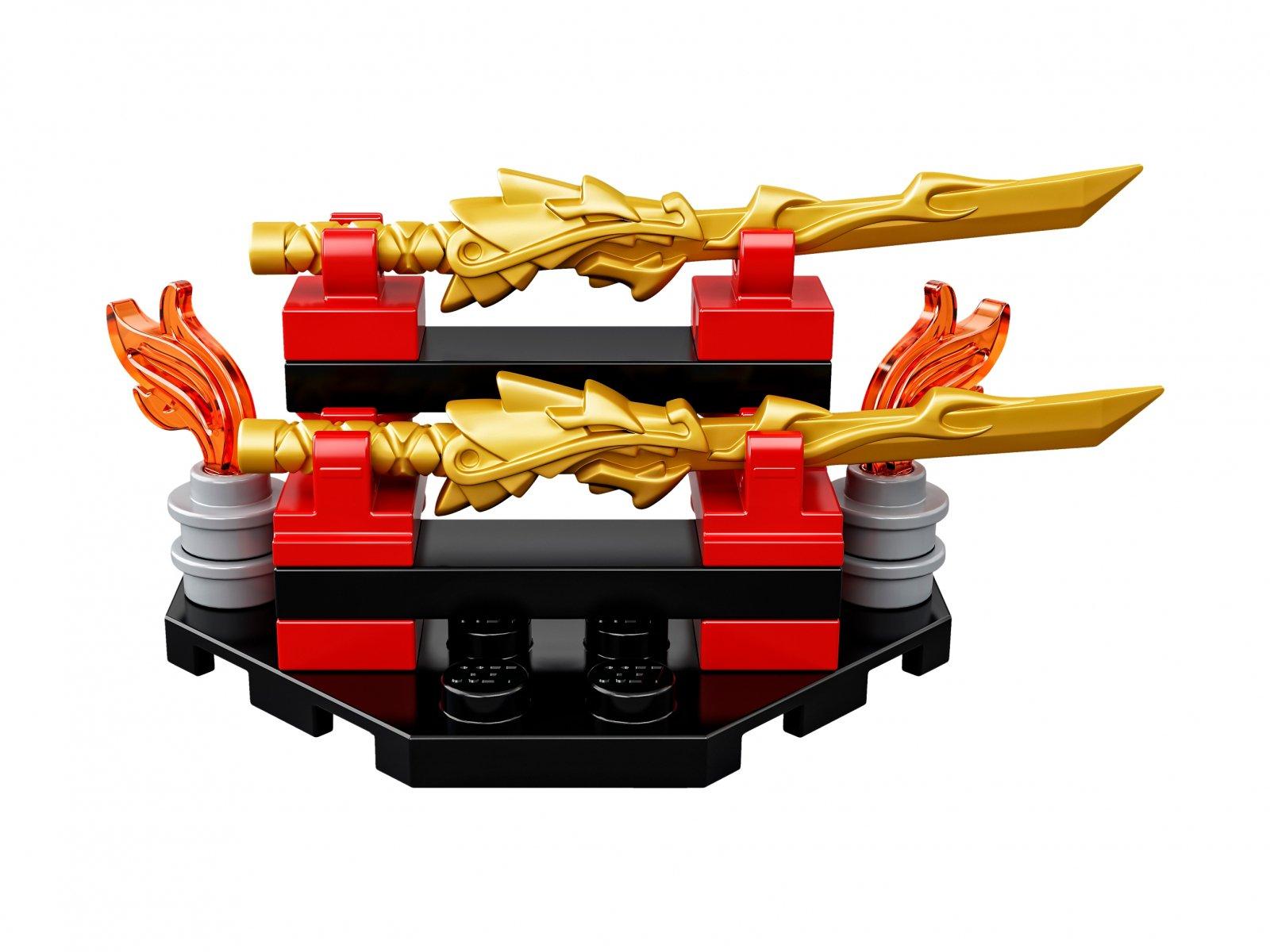 LEGO Ninjago® Kai - mistrz Spinjitzu 70633