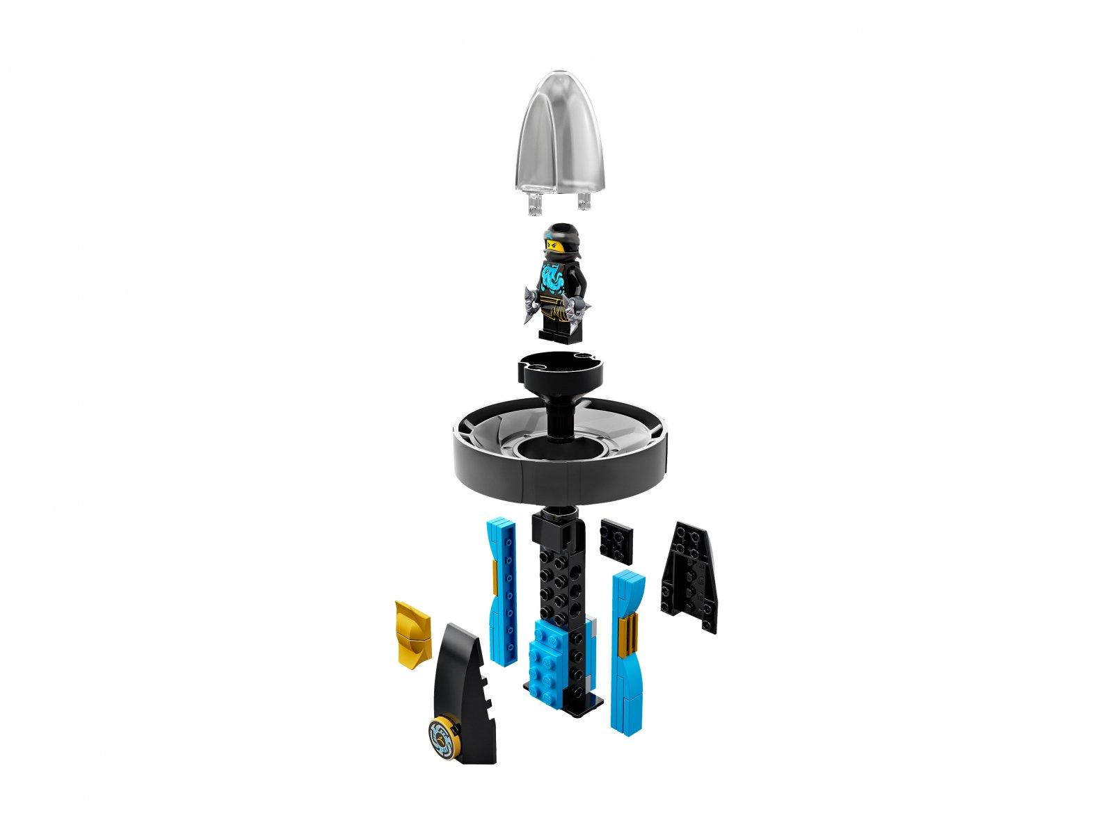 LEGO 70634 Nya - mistrzyni Spinjitzu