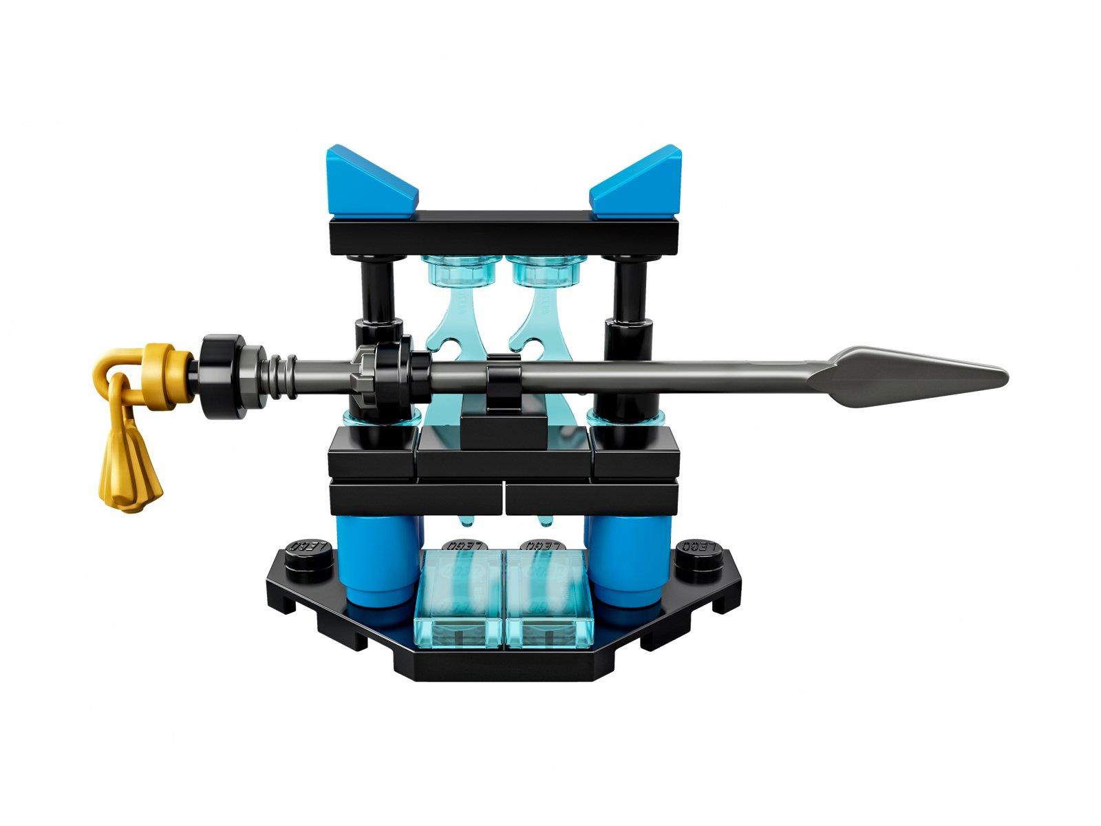 LEGO Ninjago® Nya - mistrzyni Spinjitzu 70634