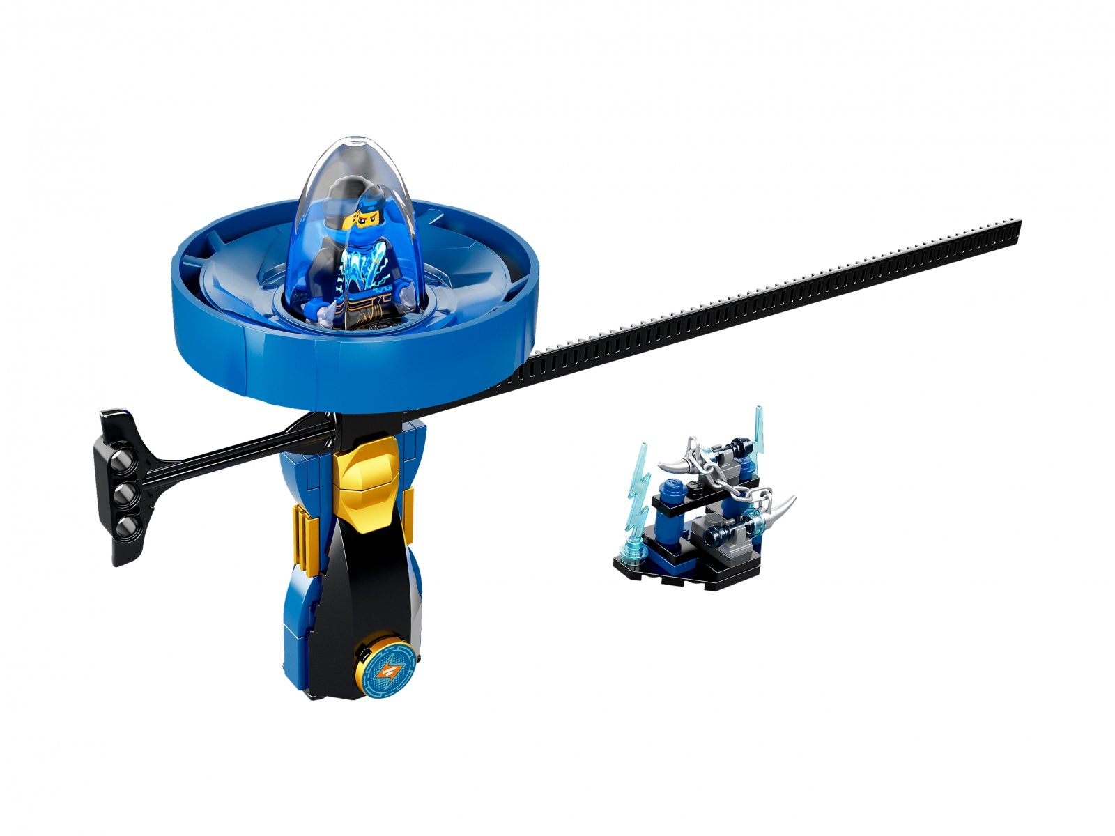 LEGO 70635 Ninjago® Jay - mistrz Spinjitzu