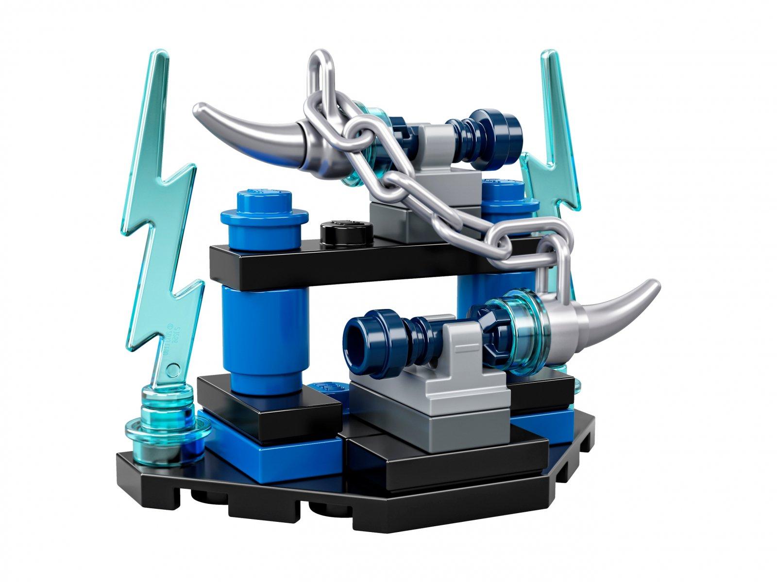 LEGO Ninjago® 70635 Jay - mistrz Spinjitzu