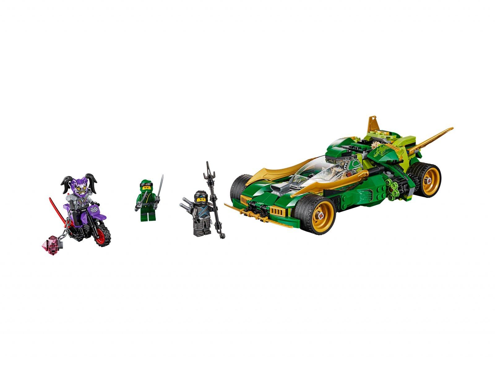 LEGO 70641 Nocna Zjawa ninja