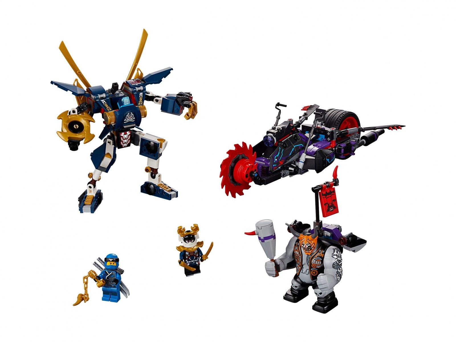 LEGO Ninjago® 70642 Killow kontra Samuraj X