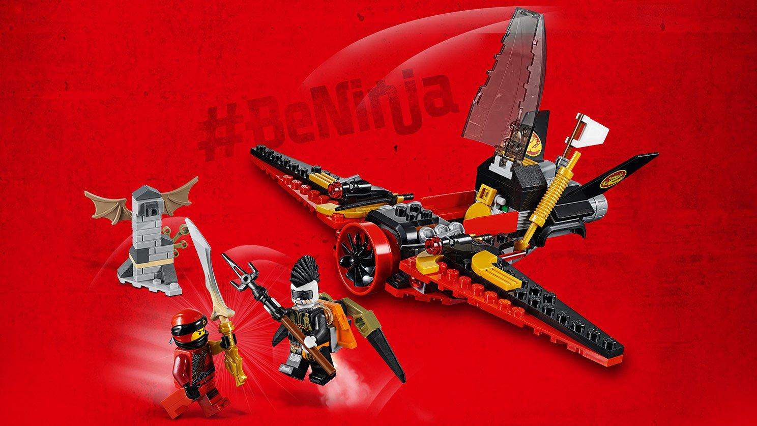 LEGO Ninjago® Skrzydło przeznaczenia