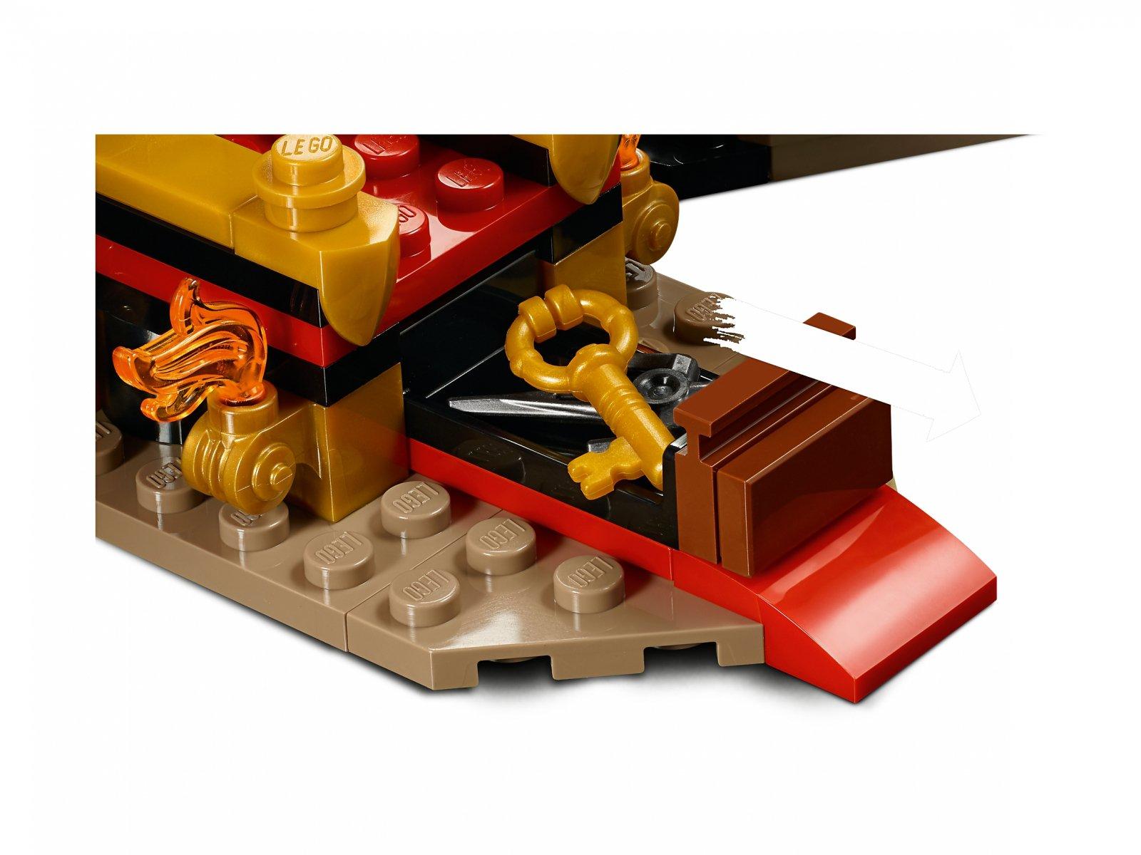LEGO Ninjago® Starcie w sali tronowej