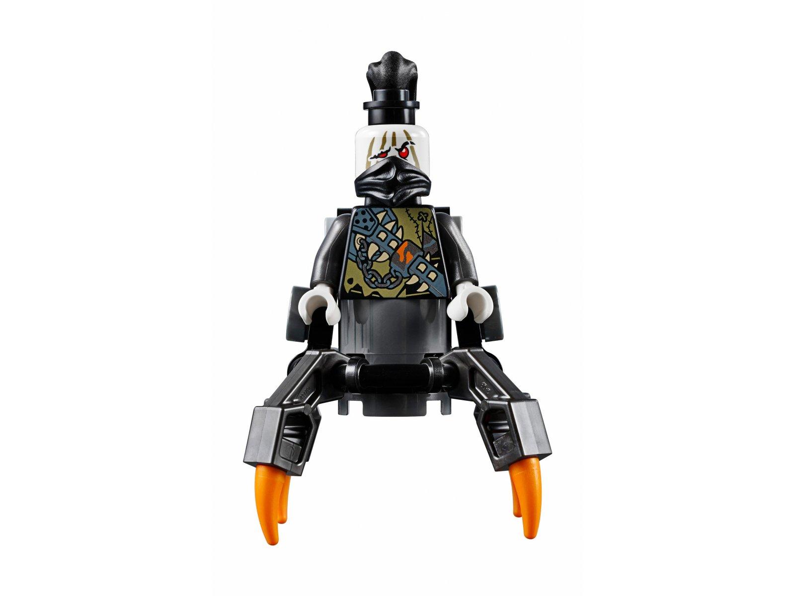 LEGO Ninjago® Zwiastun burzy