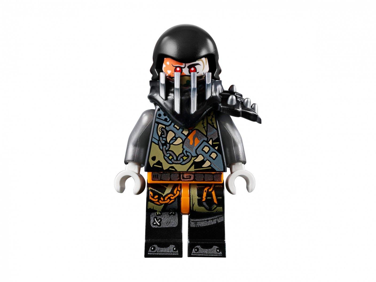 LEGO Ninjago® Zwiastun burzy 70652