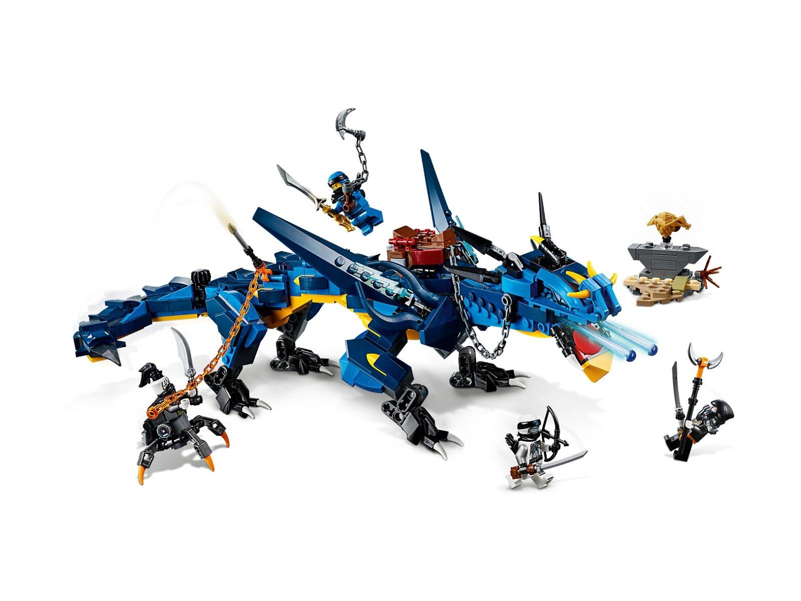 LEGO 70652 Ninjago® Zwiastun burzy